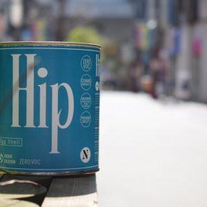 Hip Hip Egg Shell エッグシェル(2分艶)