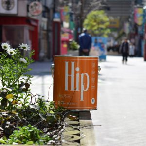 Hip Hip Semi Gloss セミグロス(5分艶)